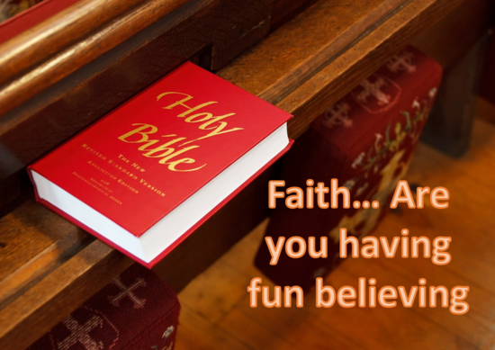Living by Faith